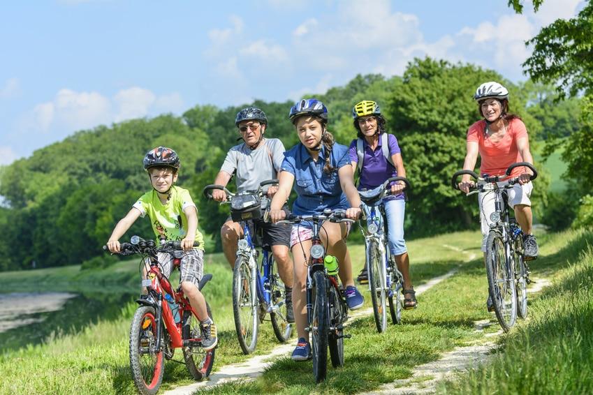 Les activités du Camping de La Besse à Camon : le sport