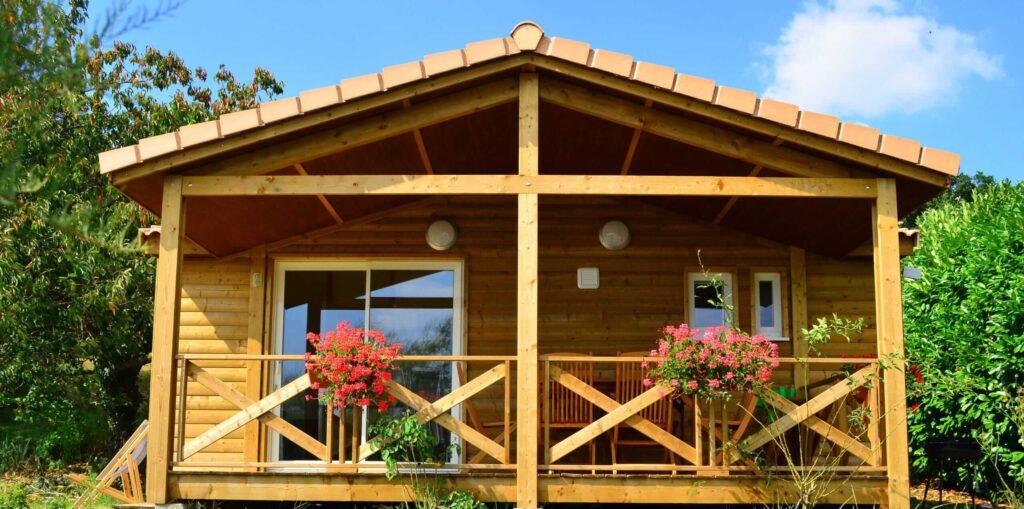 Mobil-homes et chalets | Camping de La Besse 4 étoiles en Ariège