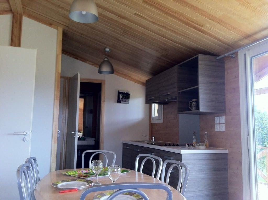 Location de chalet en Ariège (Camping de La Besse)