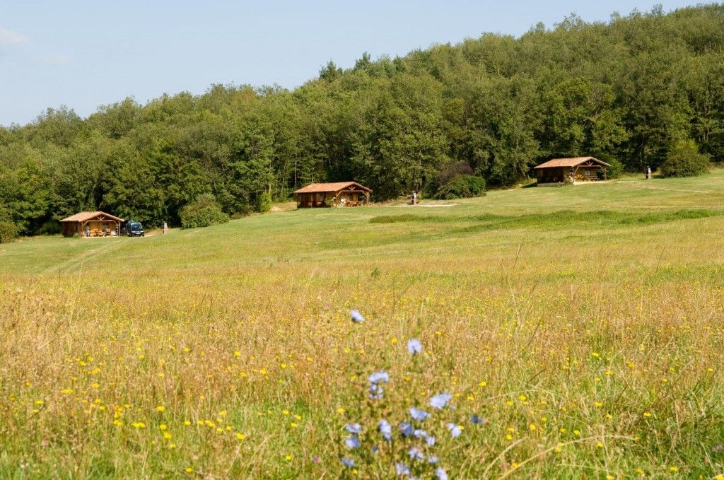 Chalets camping foret | Camping 4 étoiles en Ariège