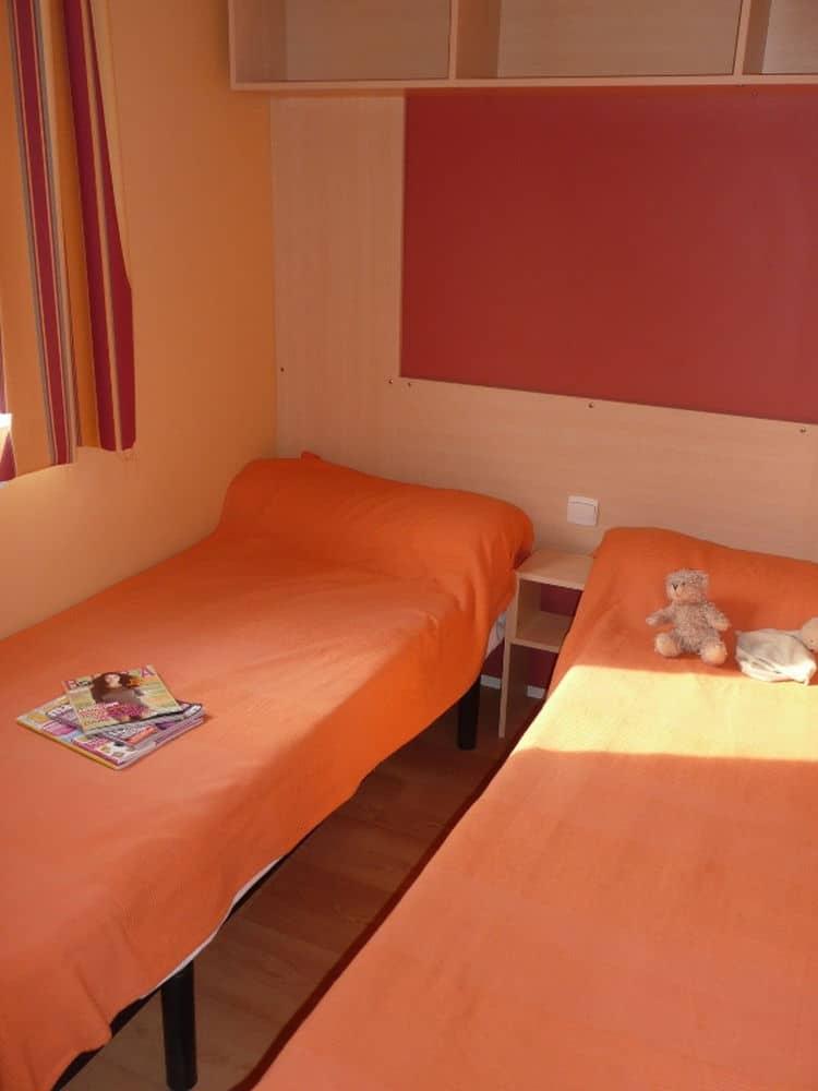 Location de mobil-home en Ariège (Camping de La Besse)
