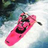 Sports d'eau vive
