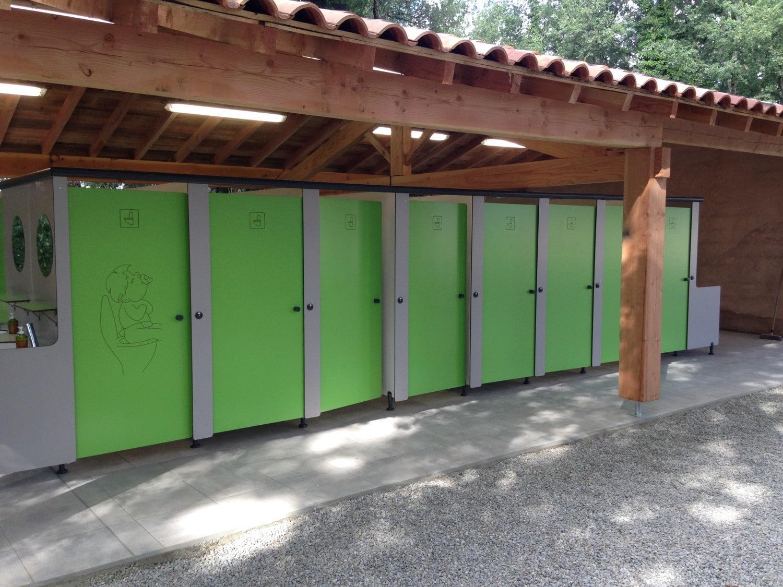 Location d'emplacement de camping en Ariège (Camping de La Besse)
