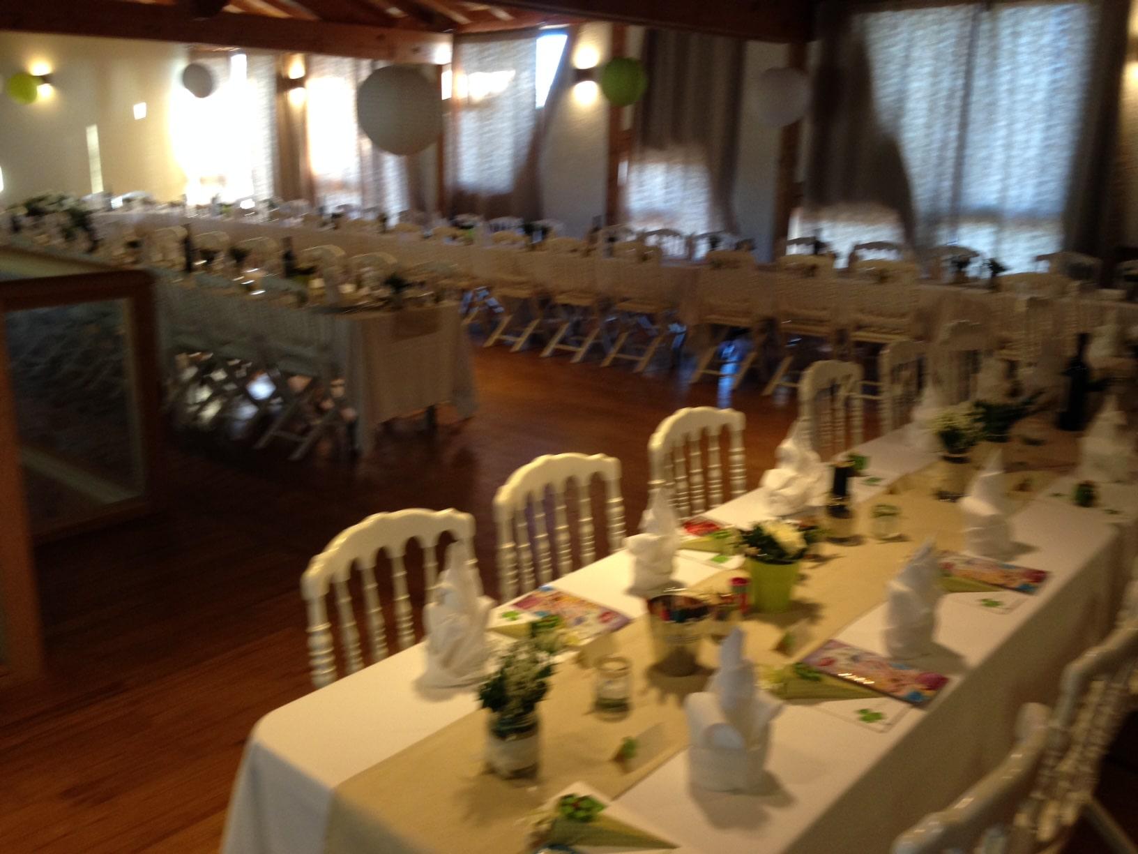 Organisation de mariage en Ariège au Domaine de La Besse
