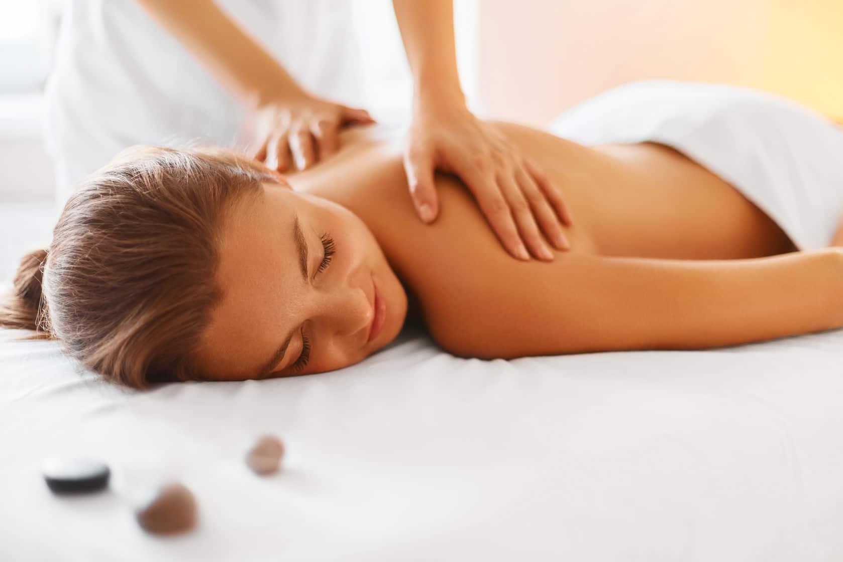 Massages au SPA du Camping de La Besse à Camon