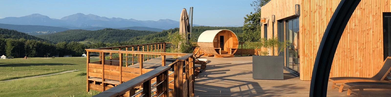 Le SPA du Camping de la Besse