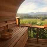 Le Sauna et le Jacuzzi