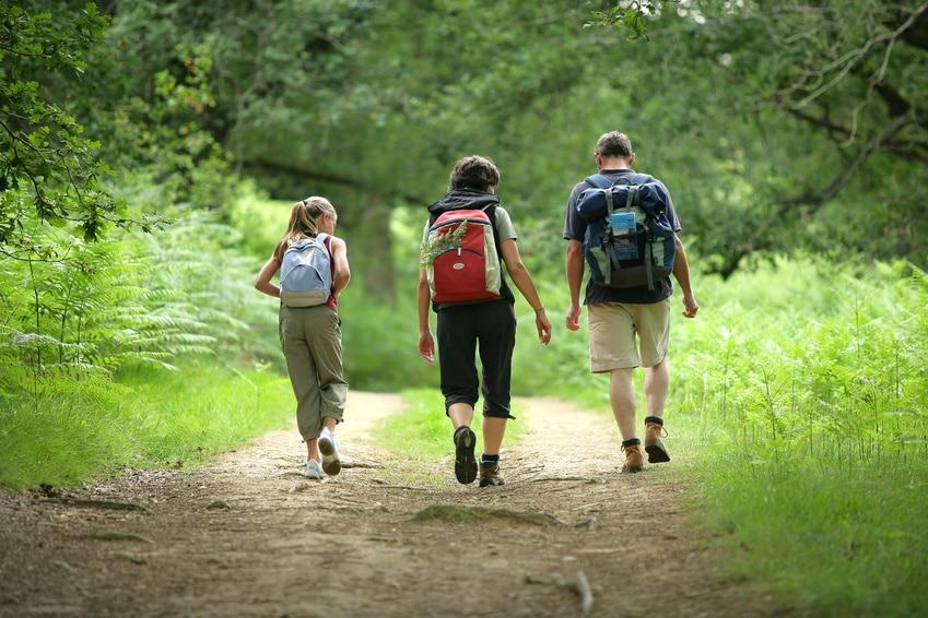 La Voie Verte : une belle randonnée près du camping de La Besse en Ariège